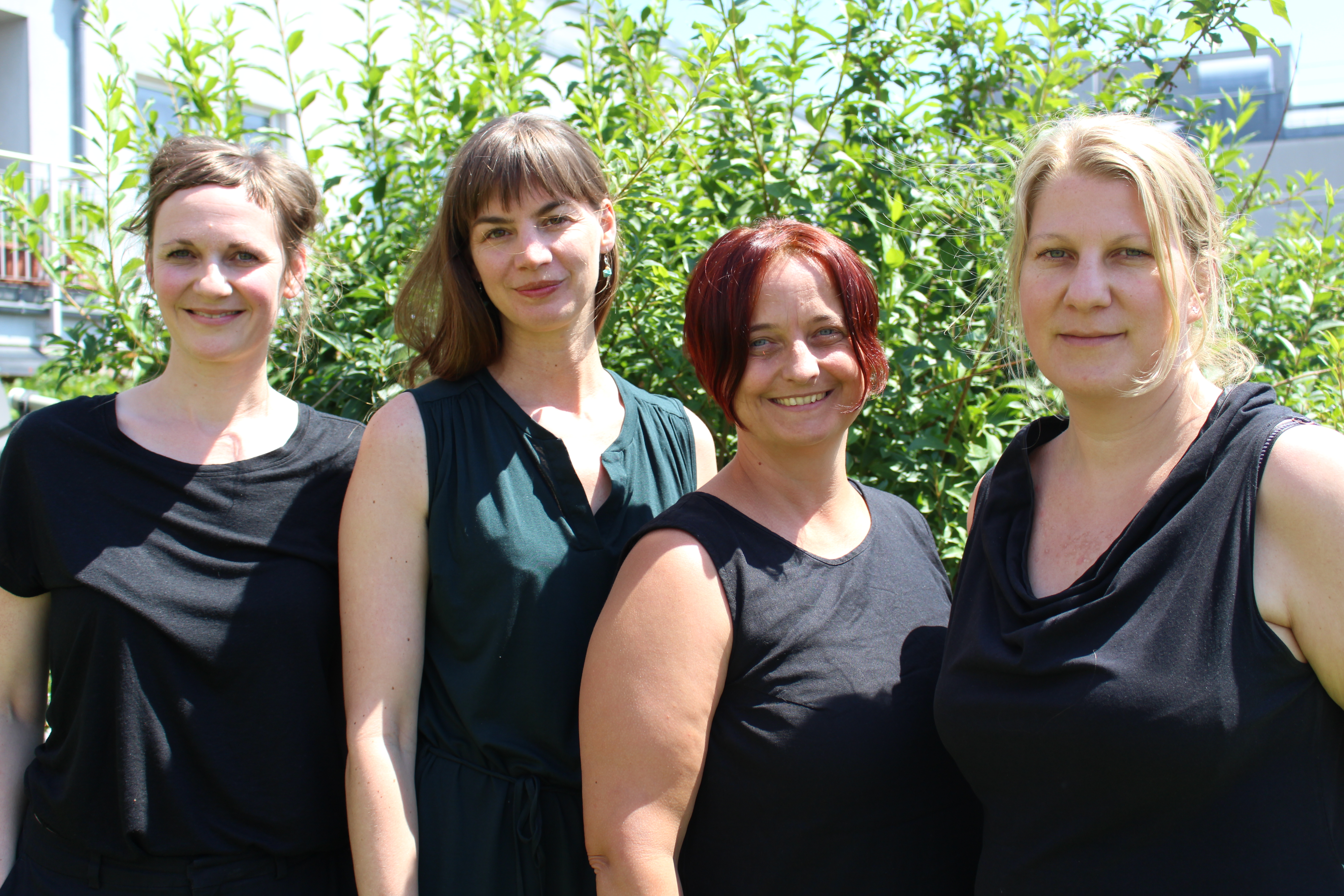 Team der Allgemeinen Beratungsstelle Verein Sprungbrett