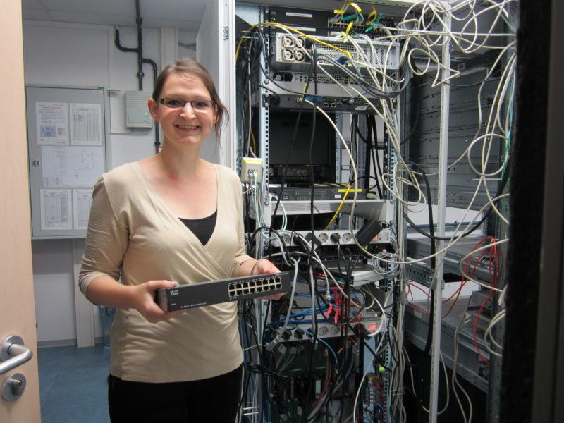 Informationstechnologin - Technik