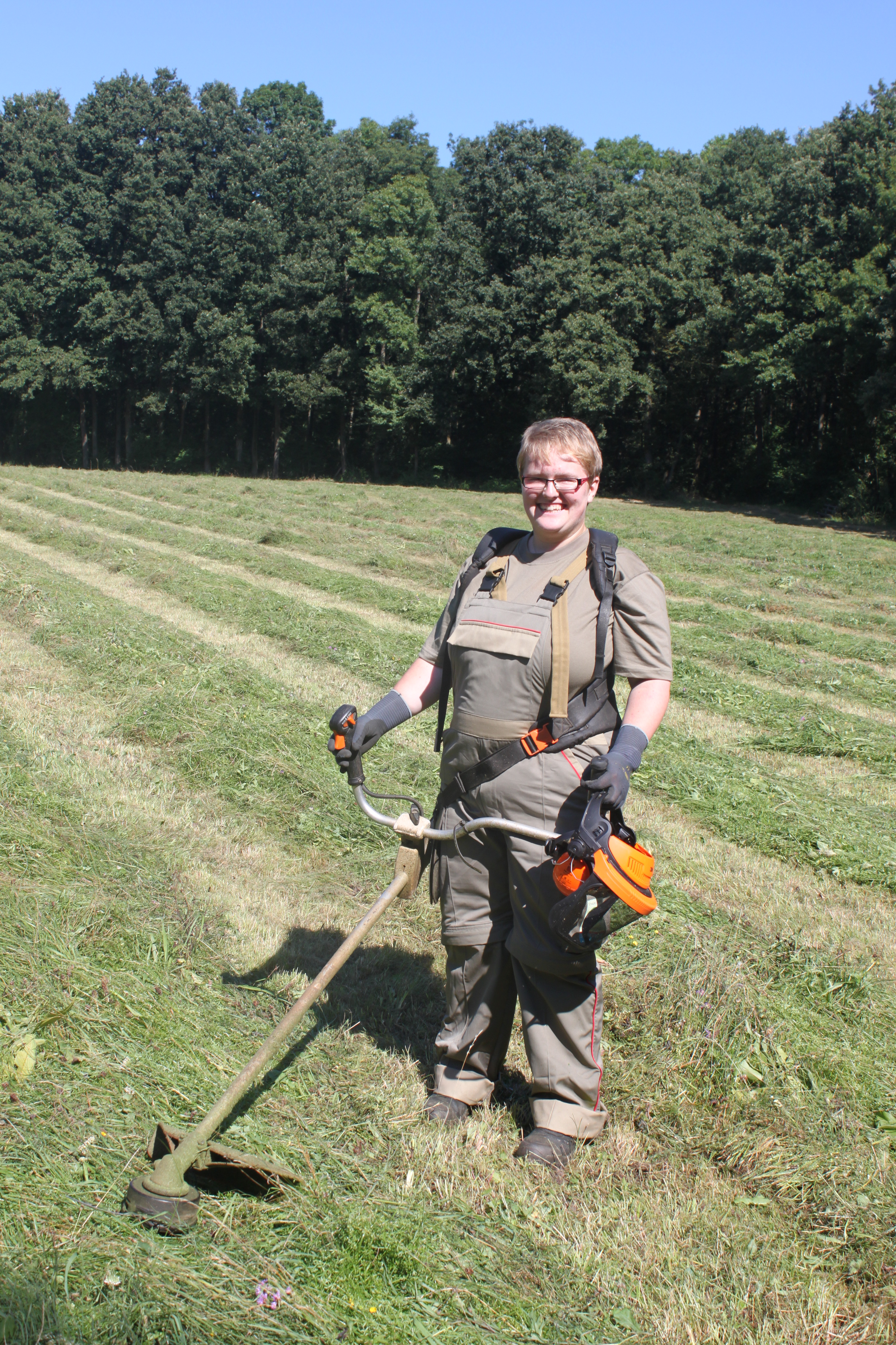 FacharbeiterIn Forstwirtschaft