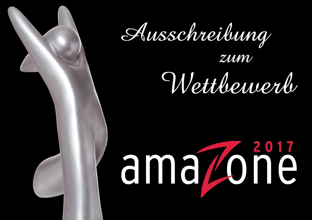 Ausschreibung amaZone 2017