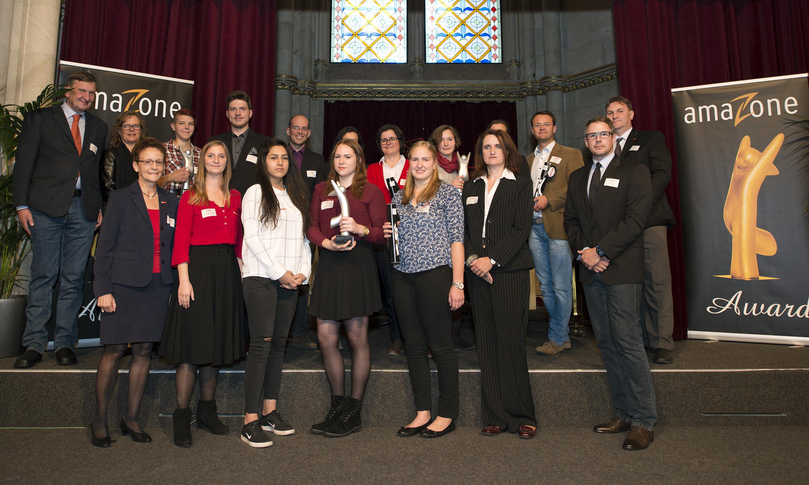 amaZone-Award Gewinner 2017
