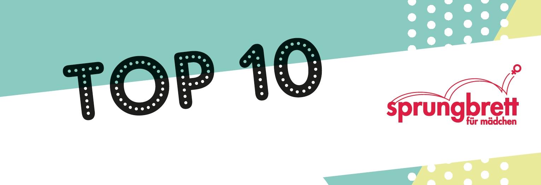 Top 10 Eröffnung - Einladung