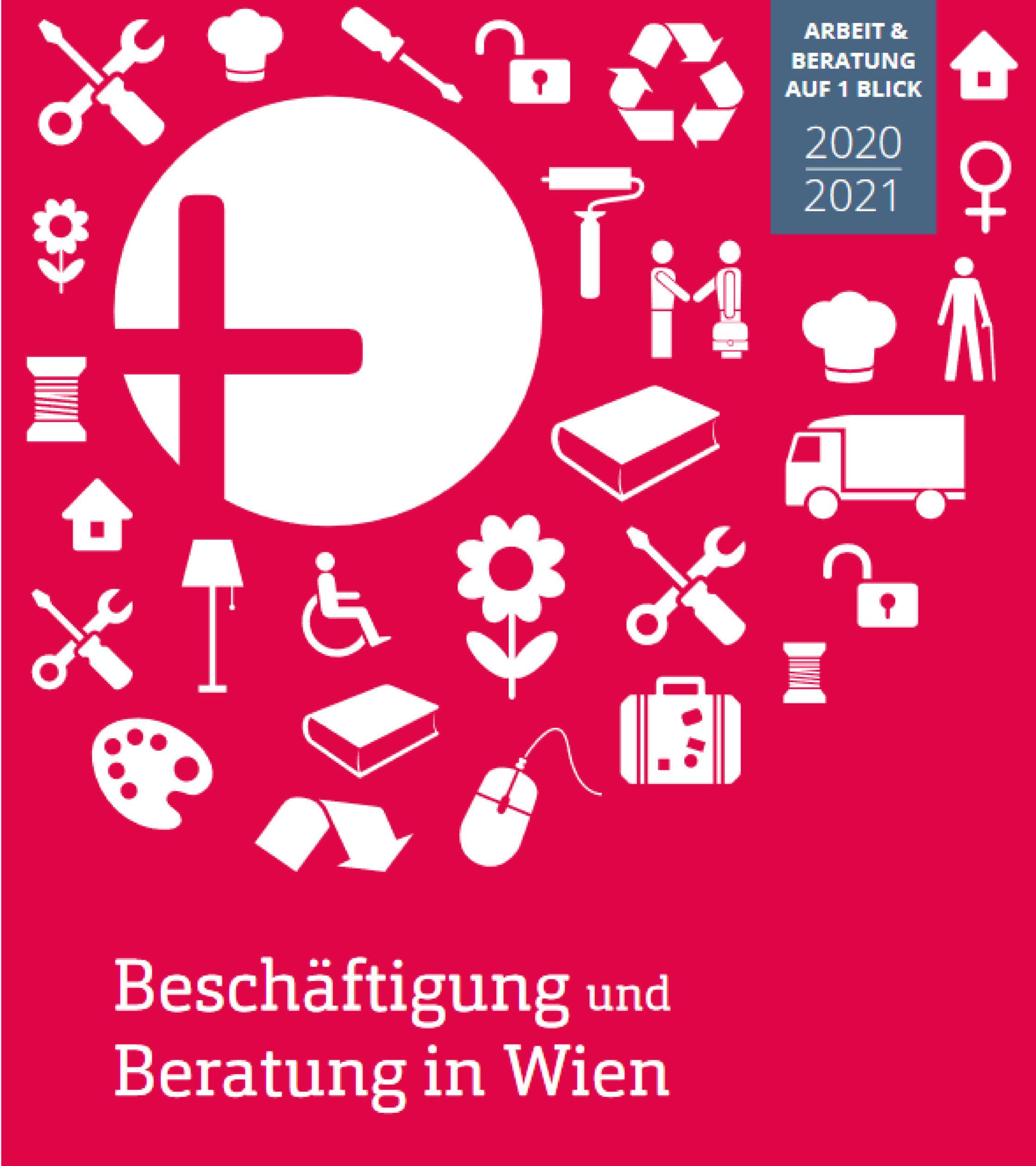 Katalog arbeit Plus Wien Cover