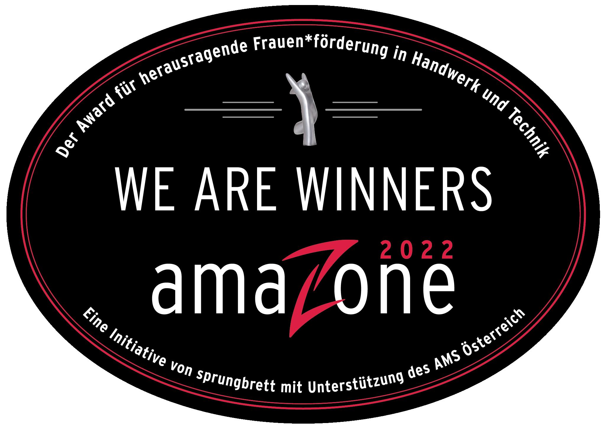 amaZone-Plakette 2022